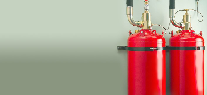 Image of: Fire suppression